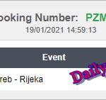 Dinamo Zagreb vs Rijeka prediction - Free 2 Odds Daily