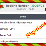 Sure Odds Prediction For Today