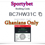 Free Bet Club Ticket For Today 9/07/2021