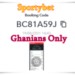Today's Bet Ticket For 19/08/2021