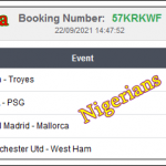 Free Sports Predictions For 22/09/2021